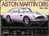 OPO-T Aston Martin DB5 Metall Zeichen (2015)