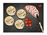 Wurst im Glas I Leberwurst aus Thüringen I 4x 250g