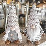 Lbymyb. Gnome Plüschpuppe Wolle Niedliche Ornamente Handgemachte Elfen Spielzeug Weihnachten Home Party Dekor Geschenk Schwedische Gnome Tomte Spielzeugpuppen Ornamente Für Home Tisch Küche V