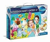 Clementoni 59166 Galileo Science – Wissenschaft unter 0°, Experimentierkasten zum Selbermachen von Eis, Spielzeug für Kinder ab 8 Jahren, köstliche Experimente fürs Kinderzimmer