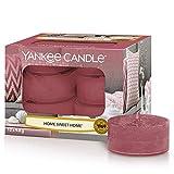 Yankee Candle Duft-Teelichter | Home Sweet Home | 12 Stück