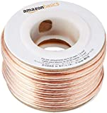 Amazon Basics 16-gauge Speaker Wire - 50 Feet