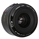 Objektiv YN35mm Autofokus-Objektiv für EOS Kameras 500D 600D 650D 700D 5D Mark II III 5DS R 6D 7D 7D Mark II