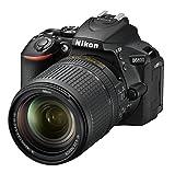 Nikon D5600 Digitale Spiegelreflexkamera, Schw