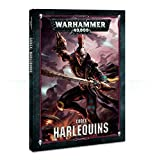 Games Workshop Harlequins Codex (Deutsch) 8th Warhammer 40.000 H