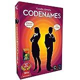 Czech Games Edition CZ066 Asmodee Codenames, Spiel des Jahres 2016, Familienspiel, Ratespiel, Deutsch