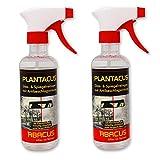 ABACUS 2X 300 ml Plantacus Antibeschlag Spray/Antibeschlagmittel für Glas & Spiegel (7657.2)