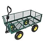 Panana Handwagen 500kg - Transportkarre Gerätewagen Gartenwag