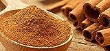 EliteKoopers 100 g Zimt Dalchini Kalmi Pulver für ganze reine indische Gewürze, Gewürze, Kräuter