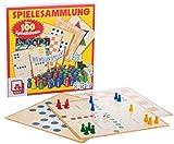 Brandsseller Spielesammlung Spieleklassiker 100 Spielmöglichkeiten