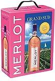 Grand Sud Merlot Rose BIB Trocken (1 x 3 l)