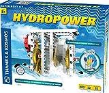 Thames & Kosmos, Renewable energy Themse & Kosmos 624811 Hydropower, Erneuerbare Science Kit, Bauen Sie Modelle, um die Energie des Wassers zu nutzen, 12 Experimente, ab 8 Jahren, mehrfarbig, S