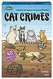 ThinkFun 76366 - Cat Crimes™ - Das flauschige und freche Kombinations- und Deduktionsspiel