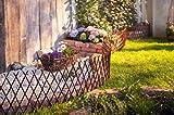 HomeLiving Zaunelement 'Largo'
