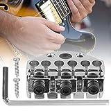 Guitar Retainer Bar Langlebige Gitarrensaiten-Kontermutter für Gitarrenliebhaber für kopflose E-G