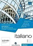 interaktive sprachreise sprachkurs 1 italiano: der selbstlernkurs für anfänger & wiedereinsteiger / Paket: 1 DVD-ROM + 1 Audio-CD + 1 Textbuch (Interaktive Sprachreise digital publishing)