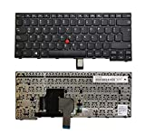 HuiHan Ersatz für Lenovo Thinkpad E450 E450c E455 E460 E465 LA Latin Keyboard 04X6104