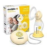 Medela Swing Flex elektrische Milchpumpe – Kompaktes Design – Mit PersonalFit Flex Brusthauben und Medela 2-Phasen-Expression-Technologie