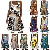 Snakell Damen Vest Kleid Casual Loose Sommerkleid,Damen Sommerkleid Nachtwäsche Lange Herbst Strandkleid Freizeitkleid Kleid High Low Nachtkleid