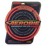 Aerobie Pro Flying Ring Wurfring mit Durchmesser 33 cm, orange