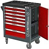 Retter Werkzeugwagen gefüllt mit Werkzeug Werkstattwagen Werkzeugschrank Werkzeugkiste