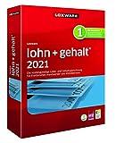 Lexware lohn+gehalt 2021|basis-Version Minibox (Jahreslizenz)|Einfache Lohn- und Gehaltsabrechnungs-Software für Freiberufler|Kompatibel mit Windows 8.1 oder aktueller|Basis|1|1 Jahr|PC|Disc