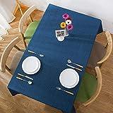 LIUJIU Generisch Tischdecke Tischfolie Tischschutzfolie ,130x200