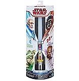 Hasbro Star Wars E2512100 Meister der Macht Lichtschwert