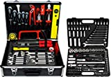 Famex Werkzeuge 742-46 Werkzeugkoffer Steckschlüsselsatz