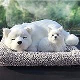 YUEXING Kreative Simulation Hund Haustiere Ornamente Bambuskohle Luftreinigungsbeutel, Auto Lufterfrischer, Bambuskohlebeutel für zu Hause, zusätzlich zu Formaldehyd, Geruch