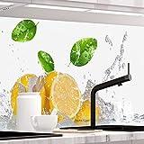 StickerProfis Küchenrückwand selbstklebend Pro Fruit Splash 60 x 280cm DIY - Do It Yourself PVC Sp