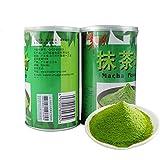 Japanischer Matcha Grüntee 150g (0.33LB) Pulver 100% Natürlicher Bio Matcha Tee Chinesischer Tee Roher Tee Sheng Cha Green Food
