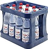 Förstina Sprudel Mineralwasser Premium spritzig MEHRWEG, (12 x 1 l)