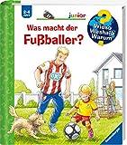 Wieso? Weshalb? Warum? junior: Was macht der Fußballer? (Band 68) (Wieso? Weshalb? Warum? junior, 68)