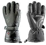Zanier Herren Heat.ZX 3.1 Handschuhe, schwarz, L