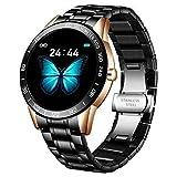 FZXL Intelligente Elektronische Uhr Luxus-Blutdruck-Digitaluhr Mode-Kalorien-Sportuhr Stören Den Android-IOS-Modus Nicht,H