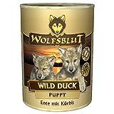 Wolfsblut Wild Duck Puppy Wet - 6 x 200 g