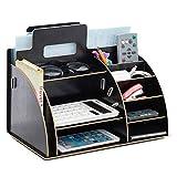 Schreibtisch-Aktenordner, mehrlagig, Regal, A4, Dokumente, Schreibtisch-Ordner, Größe: Einheitsgröße, Farbe: Schw