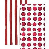 Papierhandtücher, Gästehandtücher, Badezimmer-Zubehör, doppelseitiges Design, Granat, 20,3 x 10,2 cm, gefaltet, 32 Stück