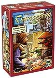 Asmodee Carcassonne - Händler und Baumeister, 2. Erweiterung, Familienspiel, D