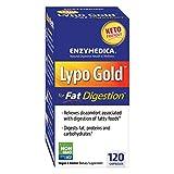 Enzymedica Lypo Gold (Non-Gmo, Koscher, 120 Kapseln Vegan)
