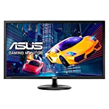 Asus VP28UQG 71,12 cm (28 Zoll) Gaming Monitor (4K UHD, Adaptive-Sync / FreeSync, HDMI, DisplayPort, Blaulichtfilter, 1ms Reaktionszeit) schwarz
