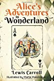 Alice's Adventures in Wonderland (Original 1865 Edition - Illustrated by Marta Maszkiewicz)