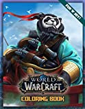 Fun 'N' Joy! - World Of Warcraft Coloring Book: A Perfect Coloring Book Filled With High Quality Images About World Of Warcraft Characters That Makes Life More Meaningful