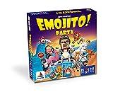 HUCH! 881458 Emojito Party Familienspiel, Spieleabend