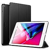 ESR Hülle Kompatibel mit iPad 6. Generation/5. Generation, iPad 2018 Hülle für Modell 9,7 Zoll - Ultra Dünnes Smart Case Cover mit Auto Schlaf-/Aufwachfunktion - Schwarz