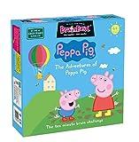 The Green Board Game Co. GRE91038 BrainBox: Abenteuer von Peppa Wutz
