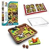 smart games XL-Eichhörnchen, Bildung, lustige Geschenke, Puzzle, Kinderspielzeug, für Mädchen ab 6 Jahren, mehrfarbig (SG425XXL)