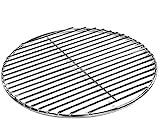 Grillrost Ø 54 cm aus Edelstahl rostfrei und elektropoliert 4mm für Grill rund, Kugelgrill, Feuerschalen Grillschalen Rundg
