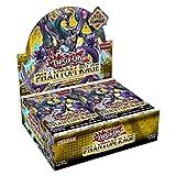 Yu-Gi-Oh KONPHRA Phantom Rage Booster Display Box mit 24 Packungen